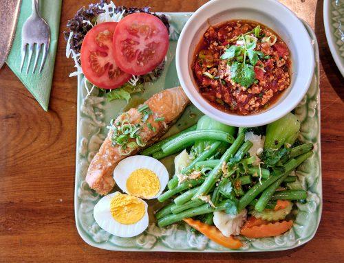 August Gericht – Nam Prik Ong