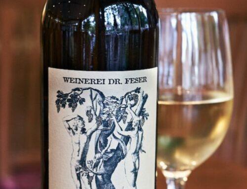 """September (2021) Wein – Piwi – """"Orakel"""" Weisswein WEINEREI DR. FESER FREIBURG /WILDTAL"""